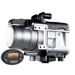Webasto Thermo Top Evo Start 5 кВт (бензин, 12 В) + таймер 1533 в комплекте